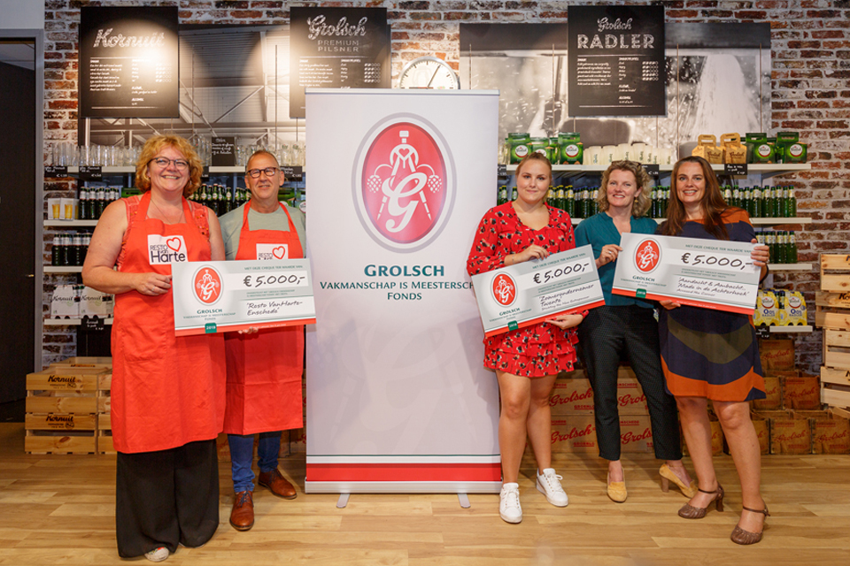 Grolsch Vakmanschap is Meesterschap Fund