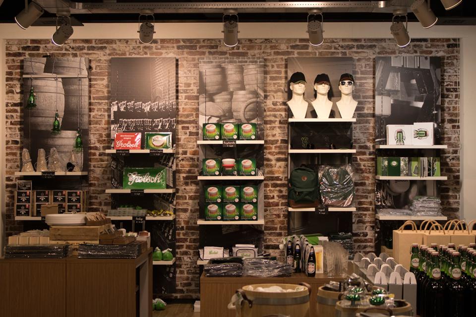 Grolsch Shop