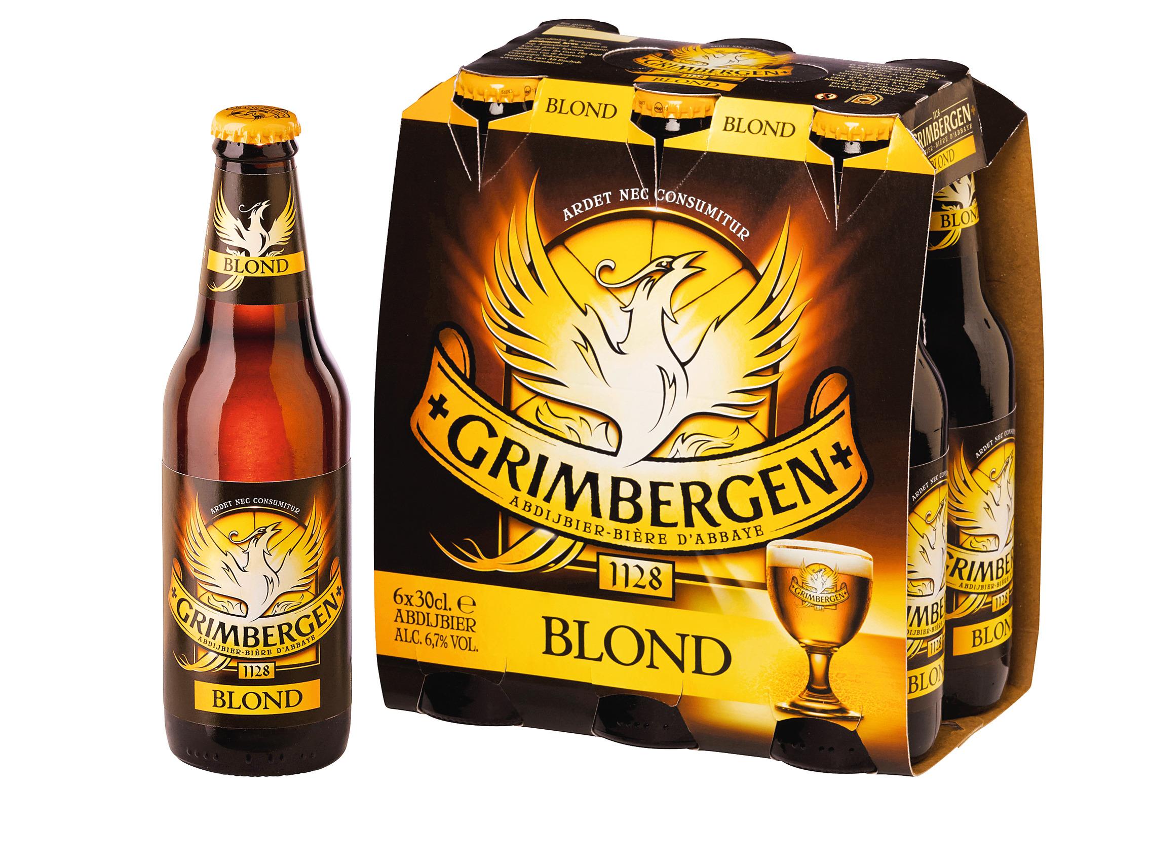 Grimbergen Blond