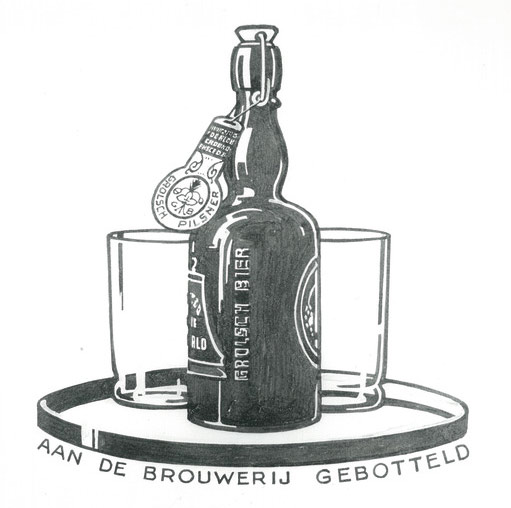 Introduction of the swing-top bottle