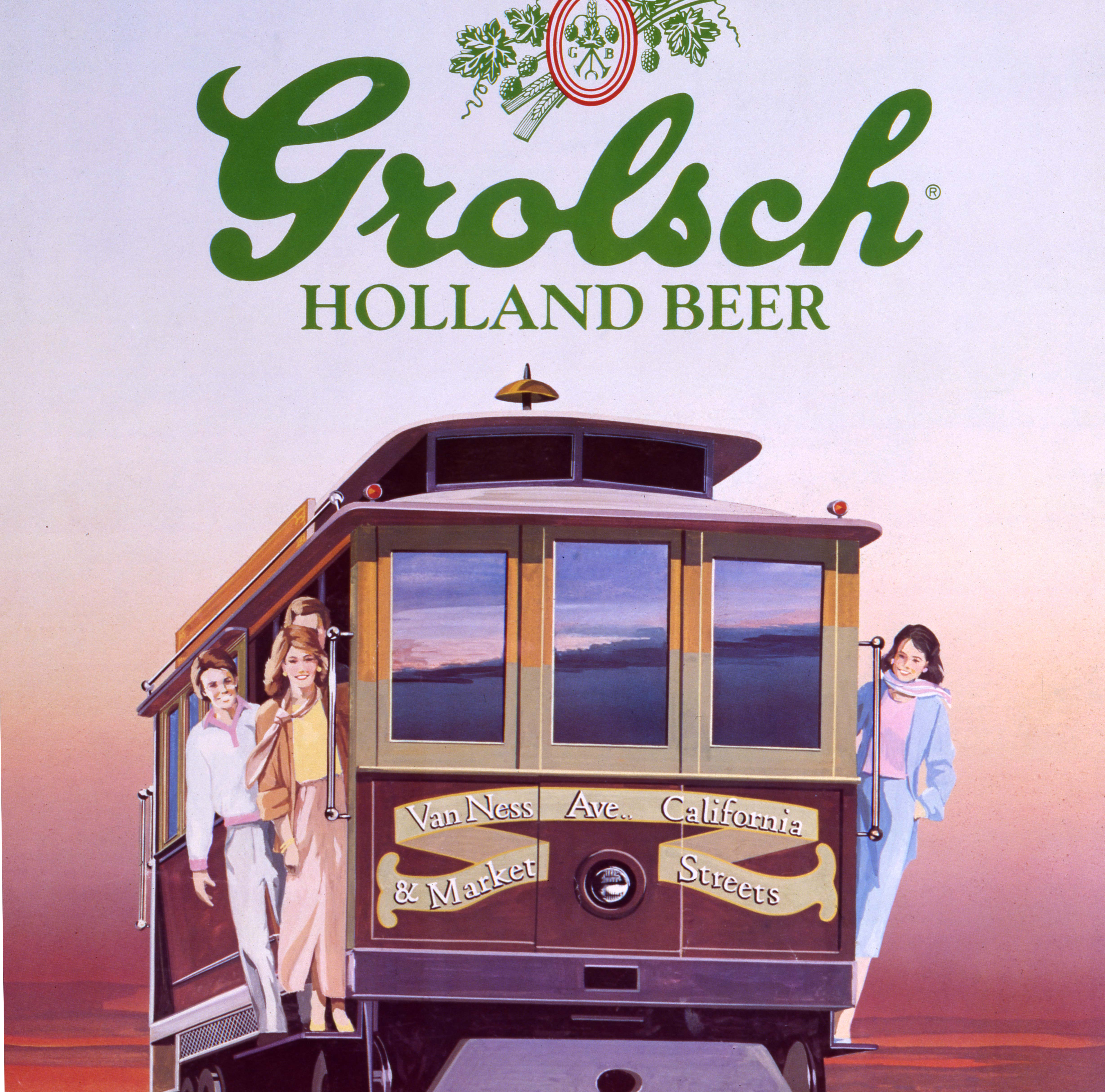 Grolsch goes international