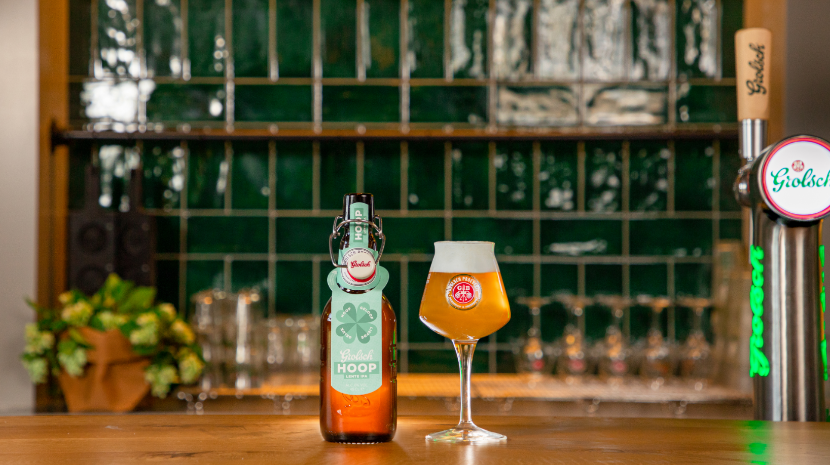 Grolsch offers optimism with new craft beer Hope
