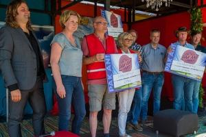 Stichting Pak An trapt af met de eerste drie honoreringen!