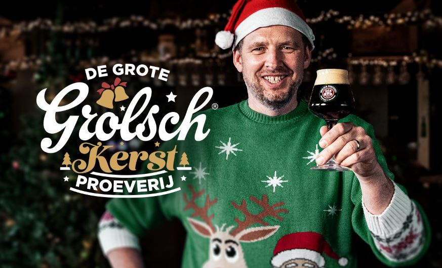 Grolsch closes special year with grand beer tasting
