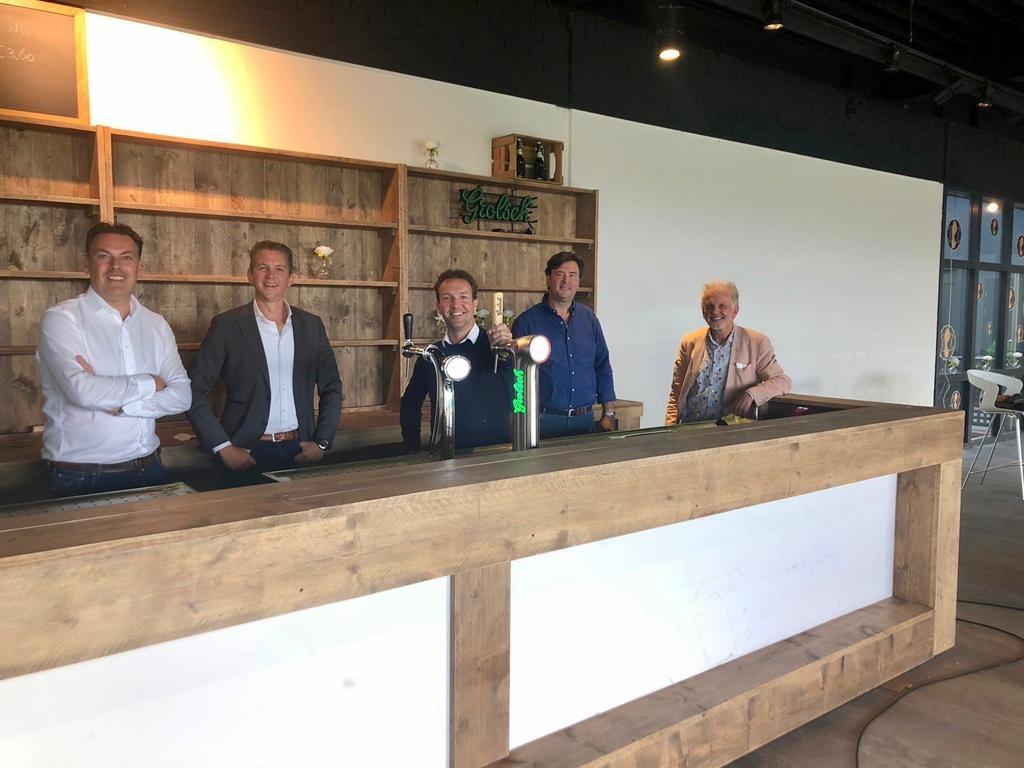 Koninklijke Grolsch en Herstaco Stadion enter into partnership