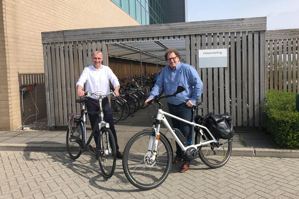 E-bike trial
