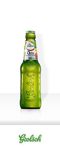Grolsch 0.0% Radler Ice Tea Perzik Met Groene Thee En Perzik Smaak
