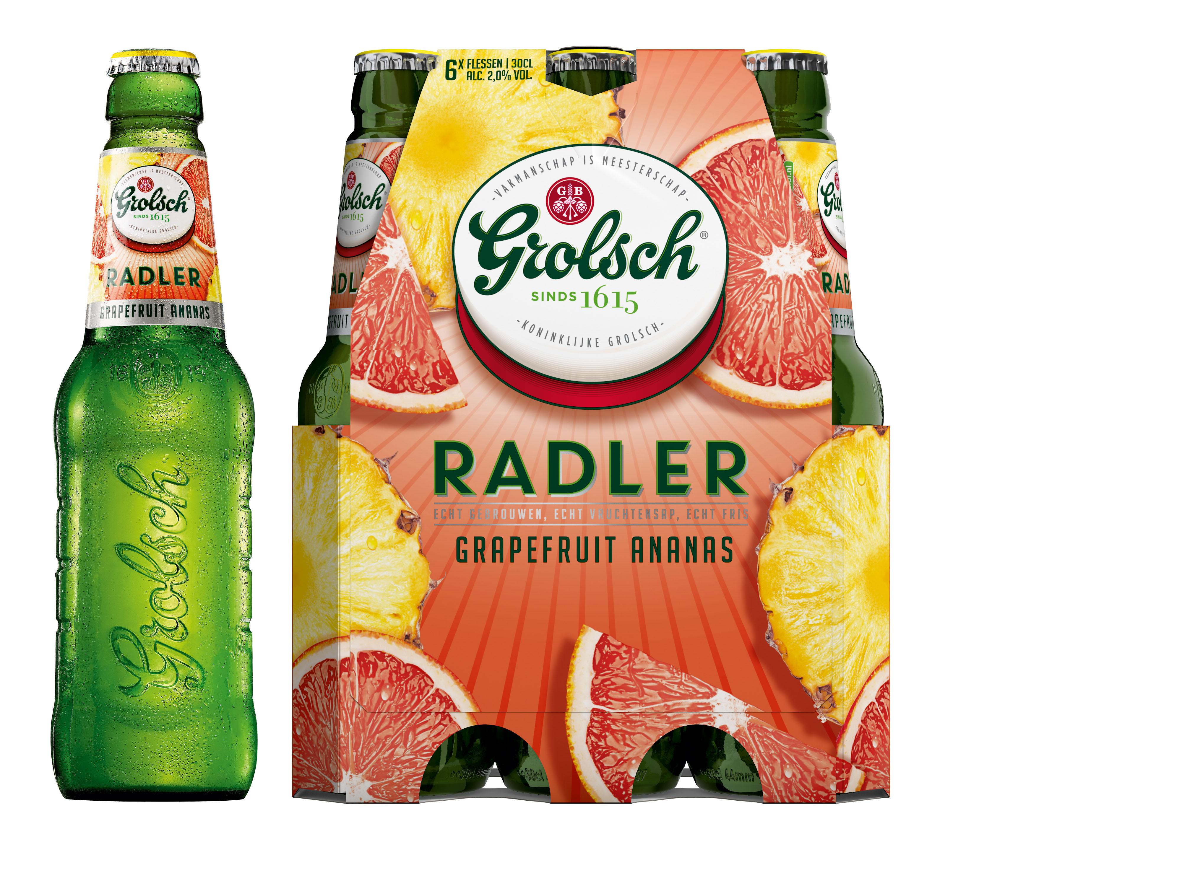 Radler Grapefruit Ananas