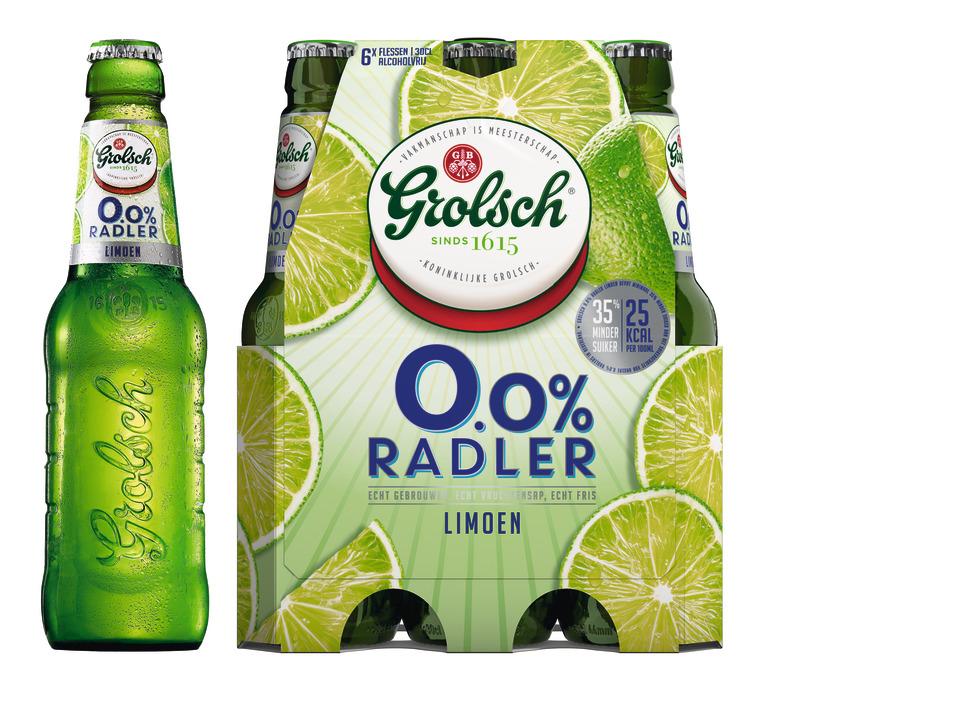 Radler 0.0% Limoen